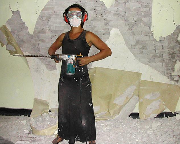 Soft Demolition- Action Figure-Sanja-Medic-2002-tn